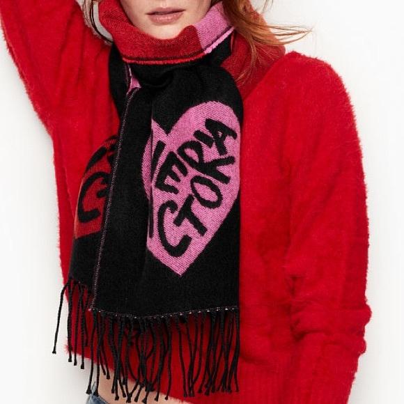 Victoria's Secret Accessories - Victoria's Secret Scarf